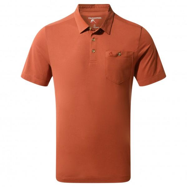 Craghoppers - NosiLife Gilles Short Sleeved Polo - Polo