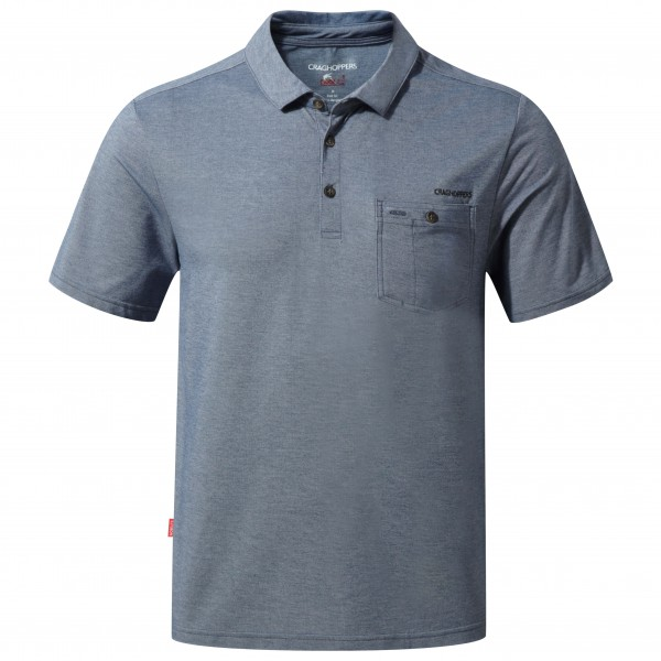 Craghoppers - NosiLife Gilles Short Sleeved Polo - Polo skjorte