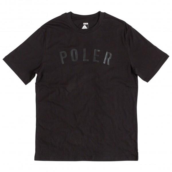 Poler - Black/Black State Tee - T-paidat