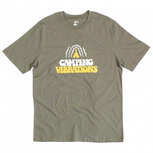 Poler - Camping Vibrations Tee - T-shirt