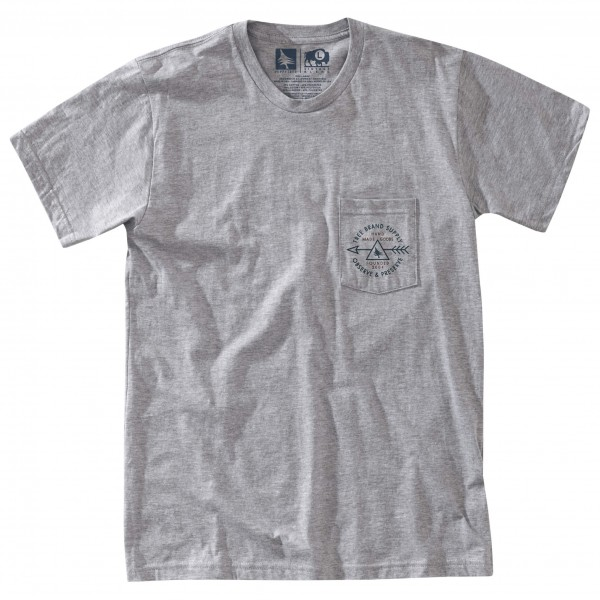 Hippy Tree - Elevation Tee - T-paidat