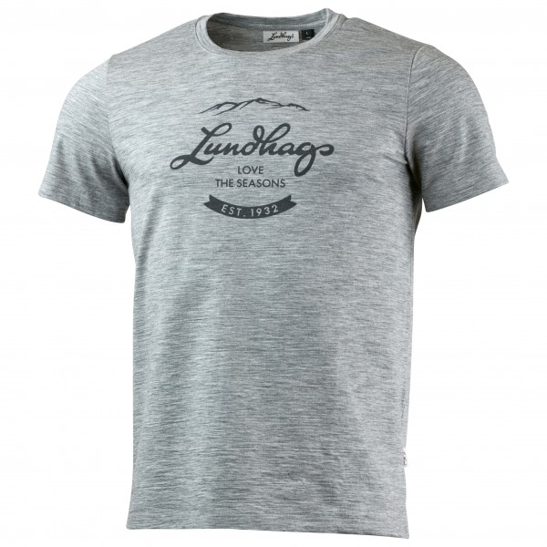 Lundhags - Merino Light Established Tee - T-shirt