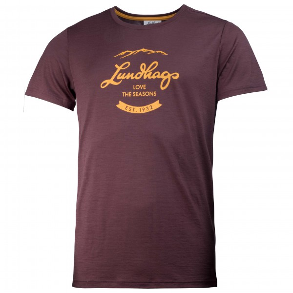 Lundhags - Merino Light Established Tee - T-paidat