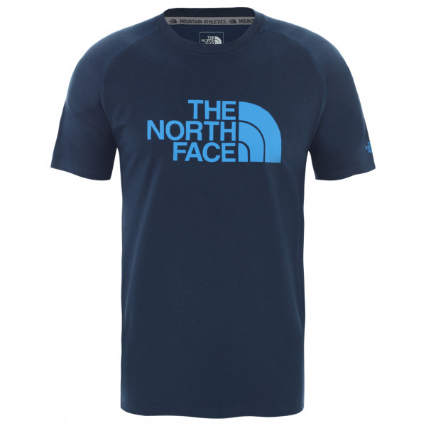 The North Face - Wicker Graphic Crew - Løbeshirt