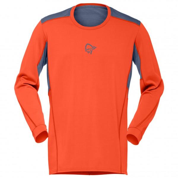 Norrøna - Falketind Super Wool Shirt - Longsleeve