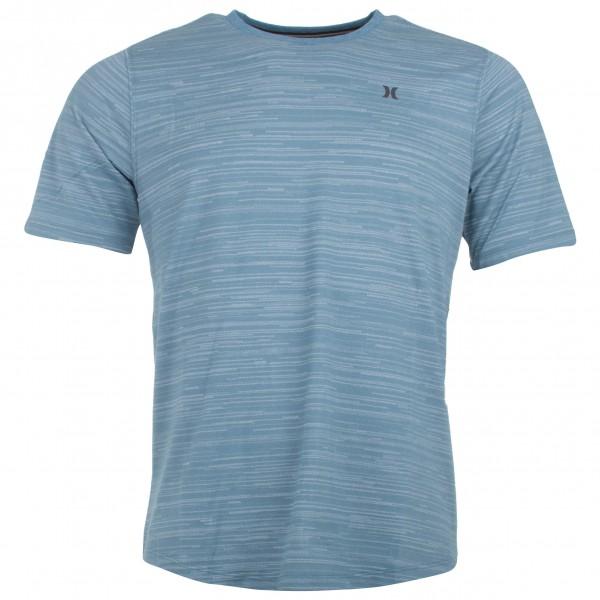 Hurley - Dri-Fit Digi Stripe Crew - Sport-T-shirt
