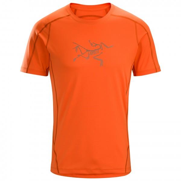 Arc'teryx - Phasic Evolution Crew S/S - Sport shirt