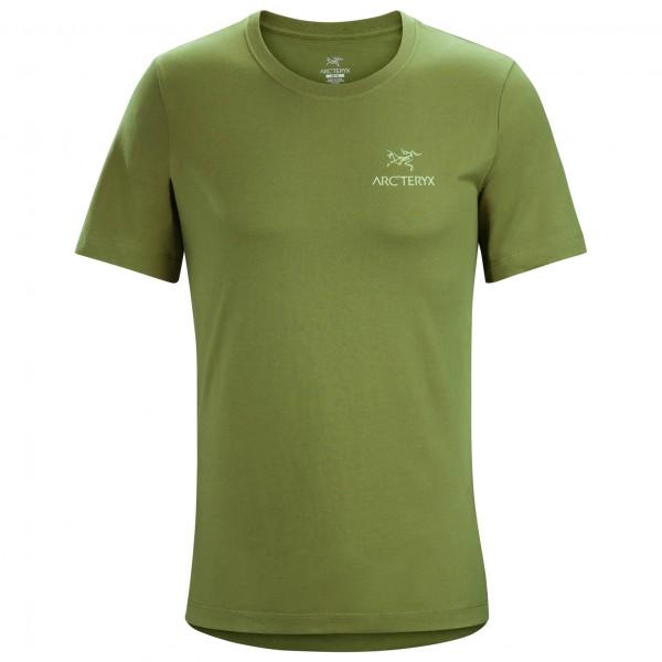 Arc'teryx - Emblem S/S T-Shirt - T-paidat