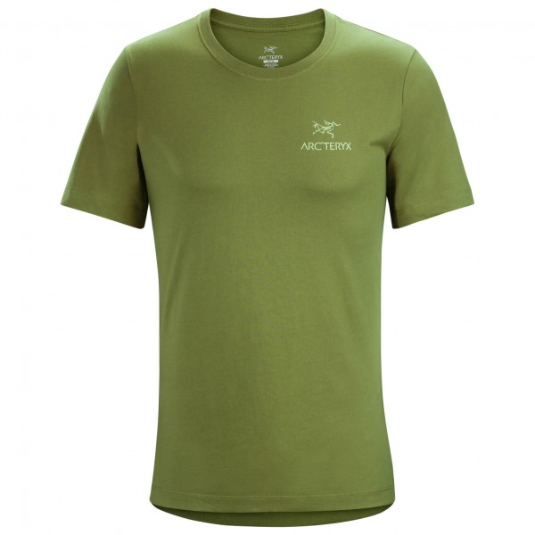Arc'teryx - Emblem S/S T-Shirt - T-shirt