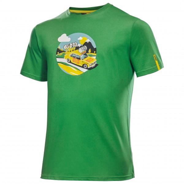 Mavic - SSC Yellow car Tee - T-shirt