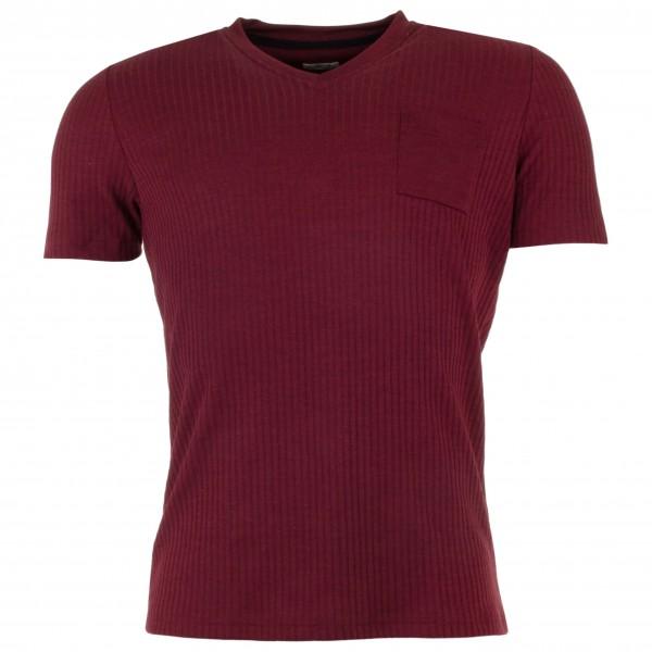 Engel - Shirt S/S mit V-Ausschnitt - T-shirt