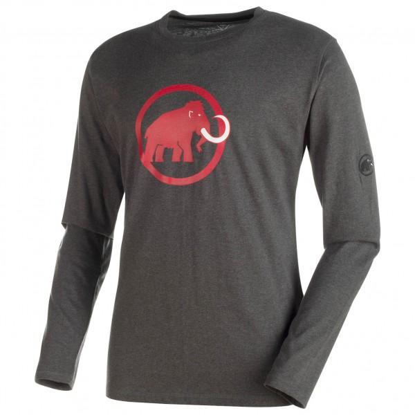 Mammut - Mammut Logo Longsleeve - Long-sleeve