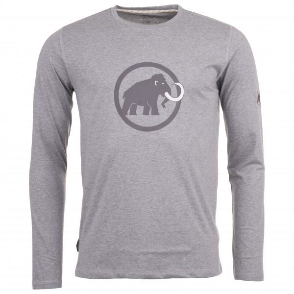 Mammut - Mammut Logo Longsleeve - Longsleeve