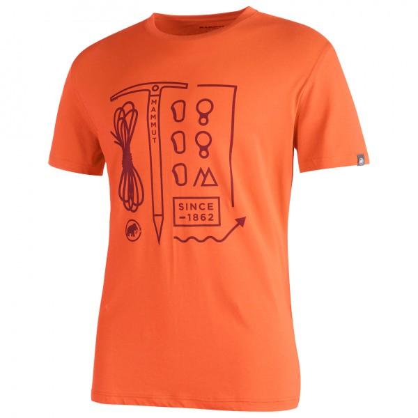 Mammut - Sloper T-Shirt - T-skjorte