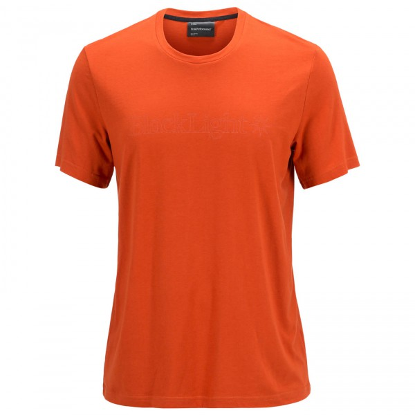 Peak Performance - Black Light Logo T-Shirt - T-skjorte