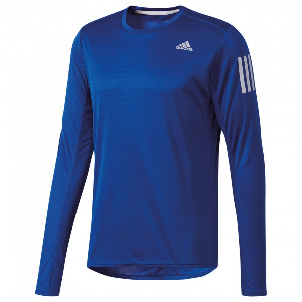 adidas - Response Long Sleeve Tee - Running shirt