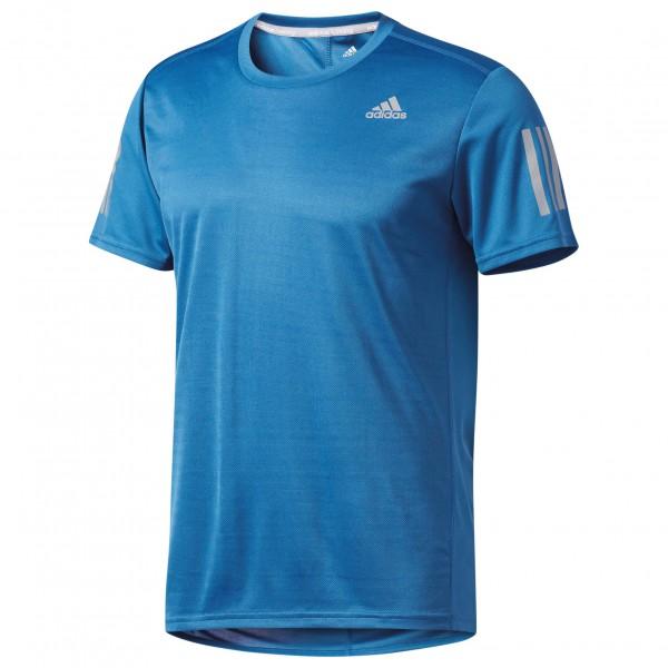 adidas - Response Short Sleeve Tee - Running shirt