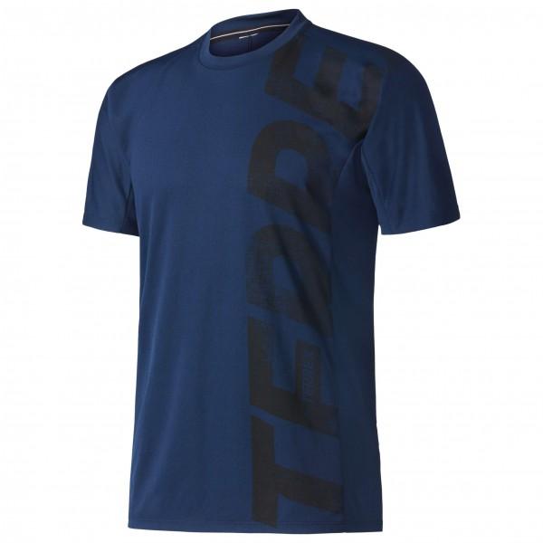 adidas - Terrex Trailcross Tee - Tekninen paita