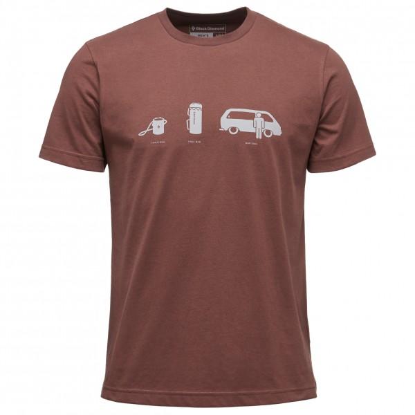 Black Diamond - S/S Dirtbag Tee - T-shirt