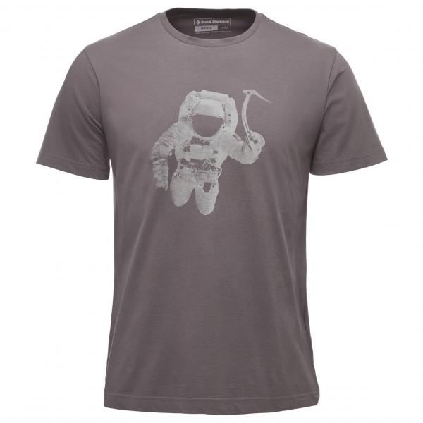 Black Diamond - S/S Spaceshot Tee - T-paidat