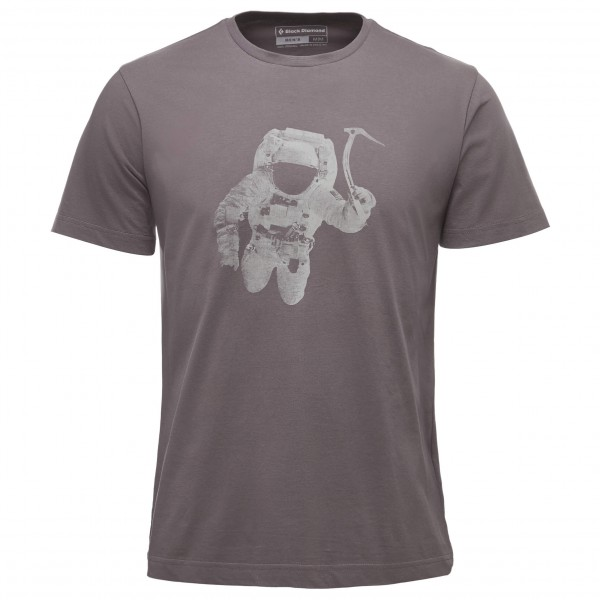 Black Diamond - S/S Spaceshot Tee - T-shirt