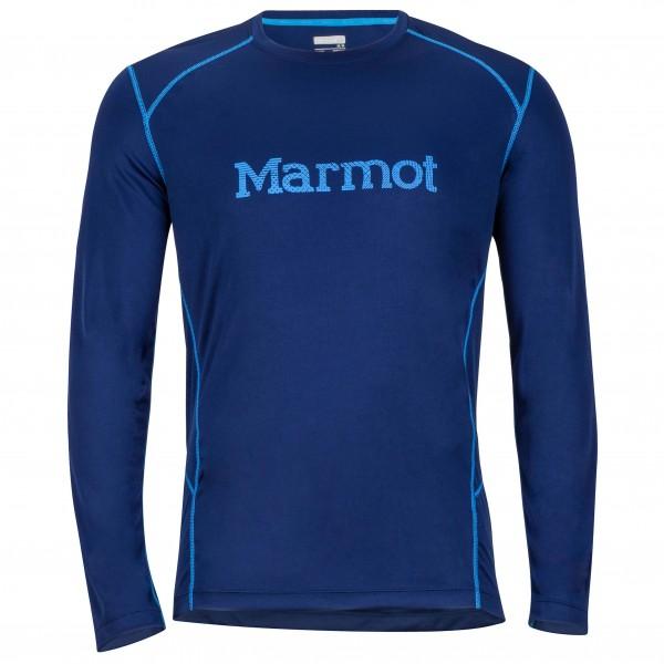 Marmot - Windridge with Graphic L/S - Joggingshirt