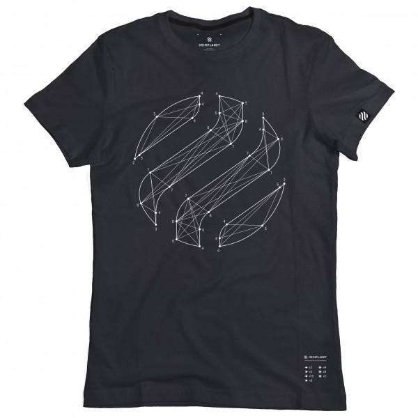 Heimplanet - HPT Connections Logo - T-skjorte