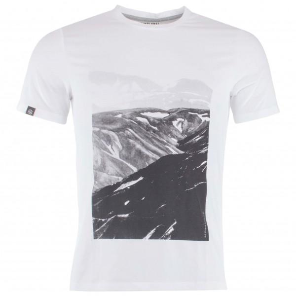 Heimplanet - HPT Mountain Print - T-shirt