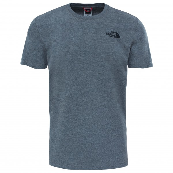 The North Face - S/S Red Box Tee 2 - T-paidat