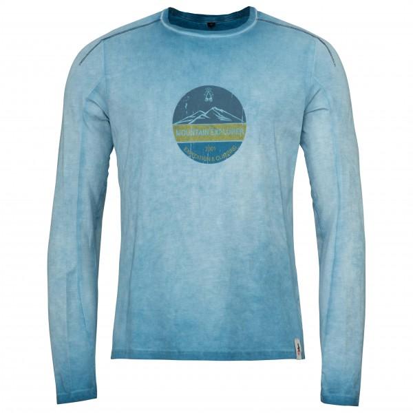 Chillaz - L/S Alaro Mountain Explorer - Camiseta de manga larga