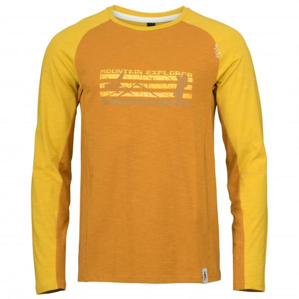 Chillaz - L/S Krabi Mountain - Camiseta de manga larga