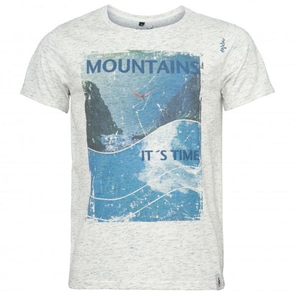 Chillaz - T-Shirt It's Time - T-skjorte