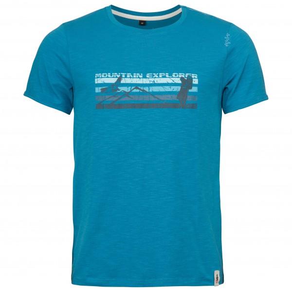 Chillaz - T-Shirt Mountain Explorer - T-paidat