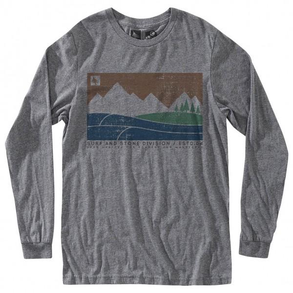 Hippy Tree - Boundary Long Sleeve Tee - T-shirt