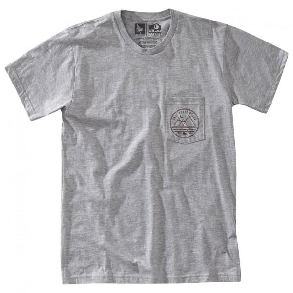 Hippy Tree - Contour Tee - T-Shirt