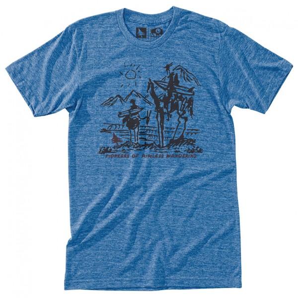 Hippy Tree - Drifter Tee - Camiseta de manga corta