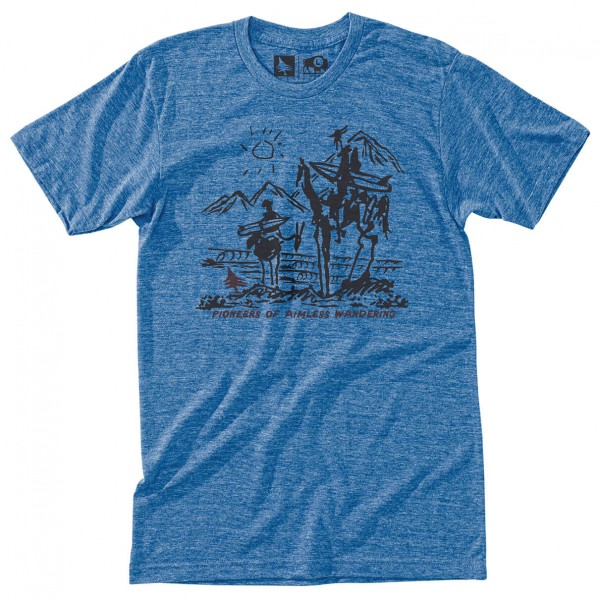 Hippy Tree - Drifter Tee - T-skjorte