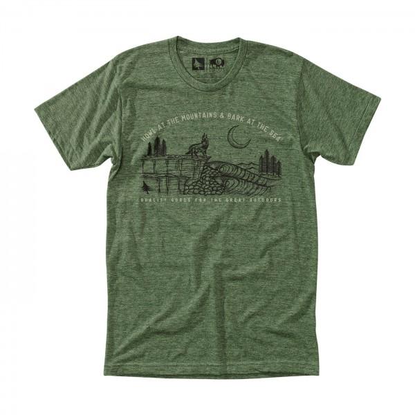 Hippy Tree - Howl Tee - Camiseta de manga corta