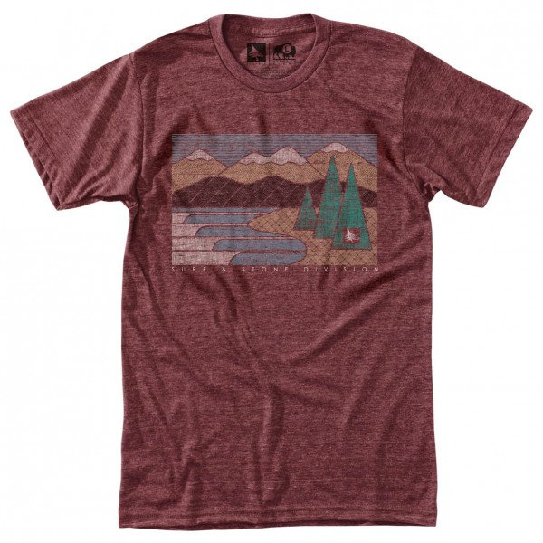 Hippy Tree - Lakeside Tee - T-shirt