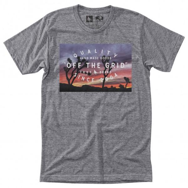Hippy Tree - Palmdale Tee - T-paidat