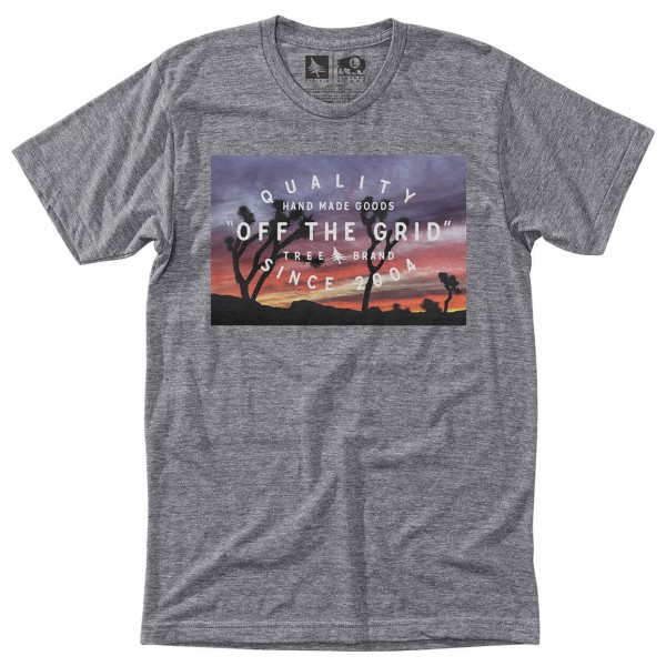 Hippy Tree - Palmdale Tee - T-shirt