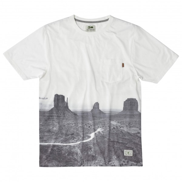 Hippy Tree - Plateau Tee - T-shirt