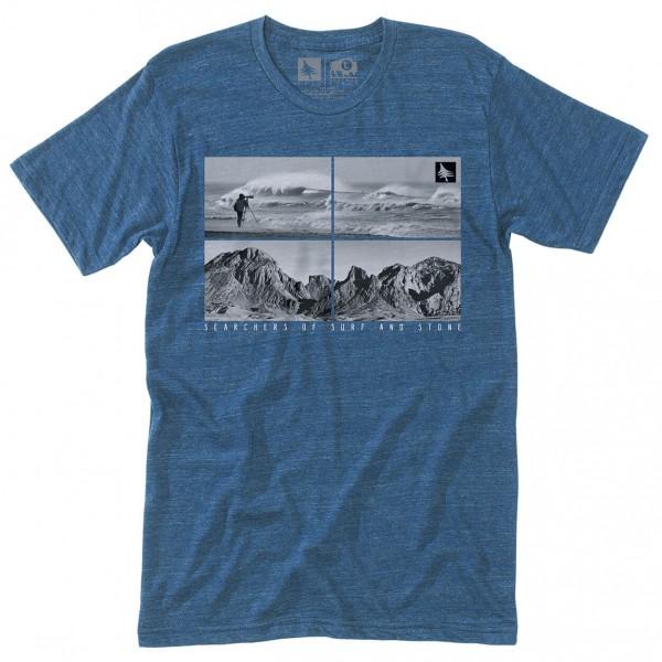 Hippy Tree - Quadrant Tee - T-shirt