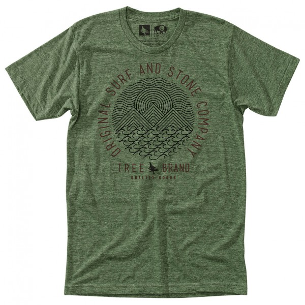 Hippy Tree - Realm Tee - T-paidat