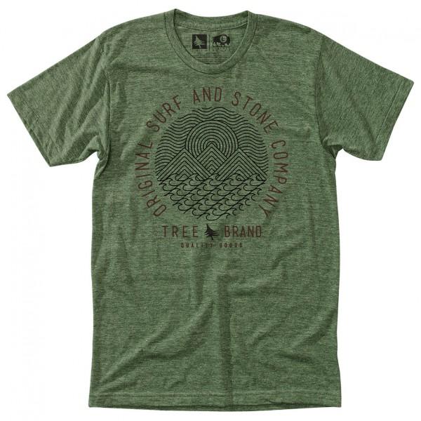 Hippy Tree - Realm Tee - T-shirt