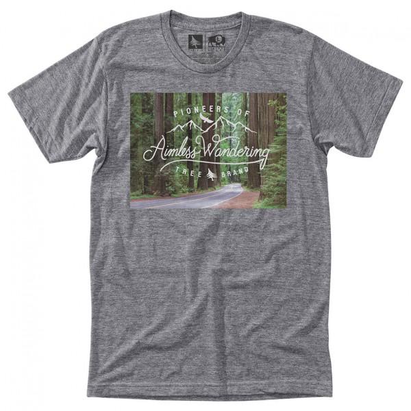 Hippy Tree - Redwoods Tee - T-shirt