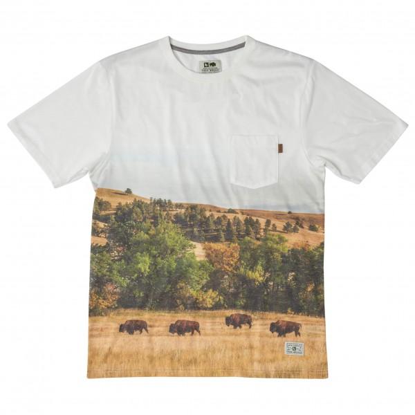 Hippy Tree - Tatanka Tee - T-shirt