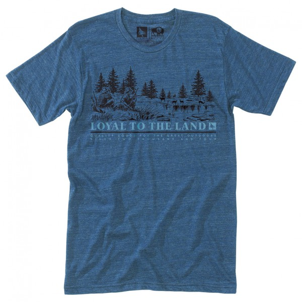 Hippy Tree - Tracker Tee - T-shirt