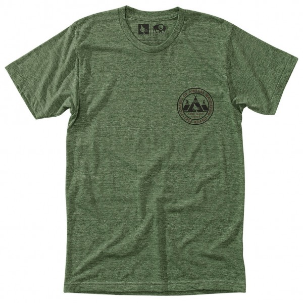 Hippy Tree - Village Tee - T-paidat