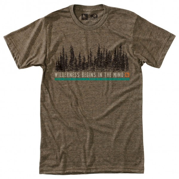Hippy Tree - Woodside Tee - T-shirt